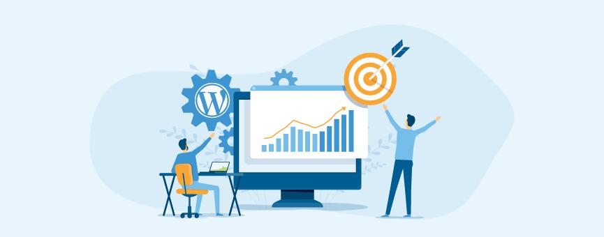 Estadísticas WordPress