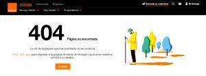 Ejemplo código HTTP Error 404