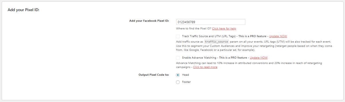 Cómo instalar el píxel de Facebook en WordPress con PixelYourSite