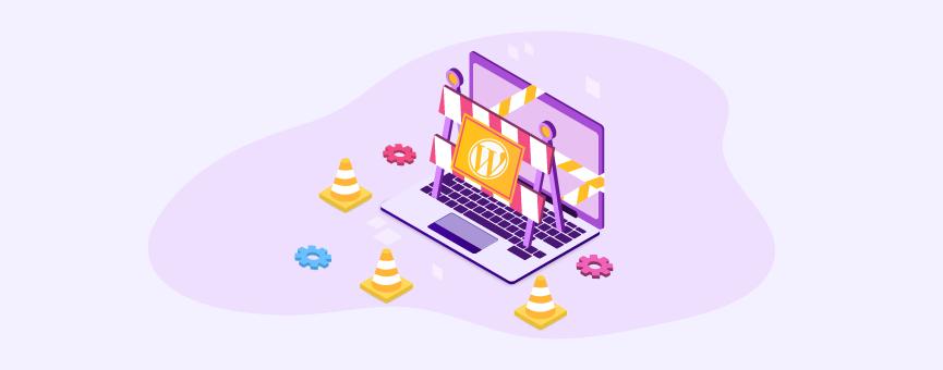 Modo mantenimiento de WordPress