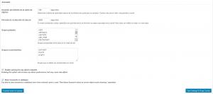 Ajustes avanzados de caché de objetos W3 Total Cache de WordPress
