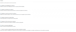Cache del navegador W3 Total Cache de WordPress