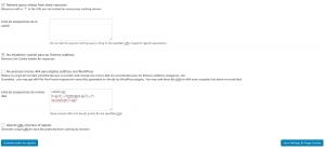 Ajustes avanzados Cache del navegador W3 Total Cache de WordPress