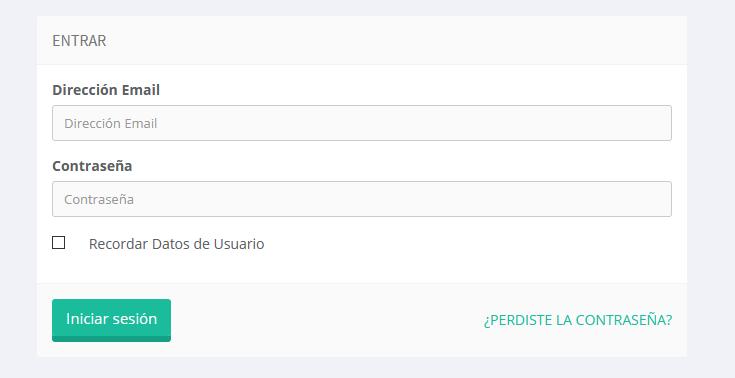 Acceder al área de cliente de LucusHost