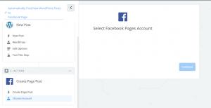 Conectar WordPress con Facebook: 3º paso