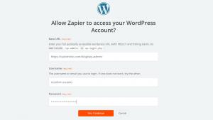 Conectar WordPress con Facebook: 2º paso