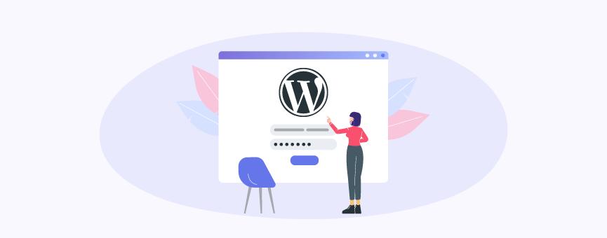 Acceder al wp admin de WordPress