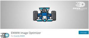 EWWW Image Optimizer: plugin para editar imágenes en WordPress