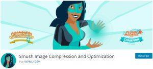 Smush: plugin para editar imágenes en WordPress