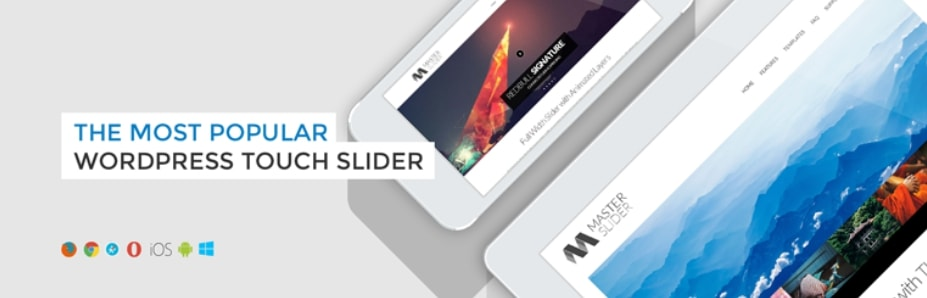 Master Slider WordPress