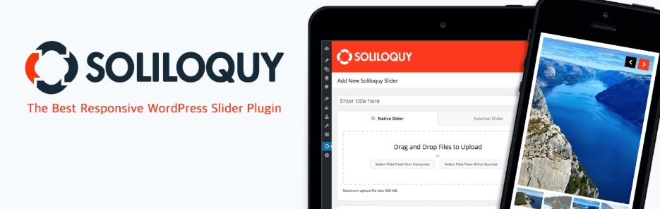 Soliloquy WordPress