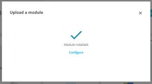 Instalar un módulo en PrestaShop utilizando el autoinstalador