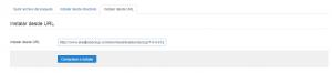 Instalar plugin en Joomla desde URL
