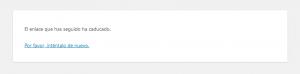Error al instalar un plugin en WordPress
