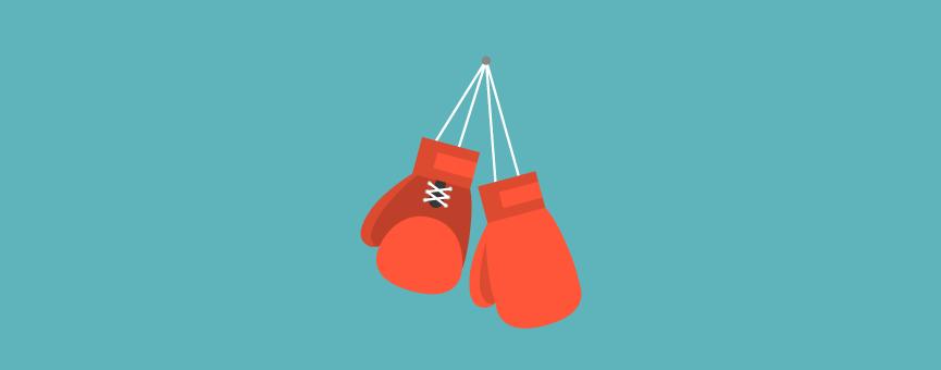 Guantes de boxeo: Prevenir ataque de SEO negativo