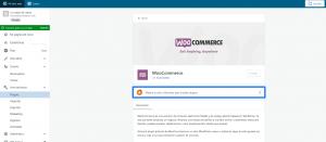 Panel de administración de WordPress.com