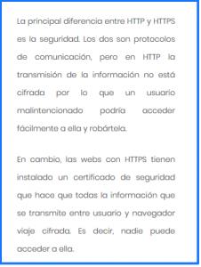 Ejemplo de texto justificado en WordPress