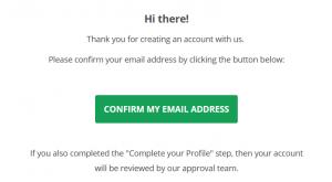 Verificar una cuenta de email en MailerLite