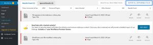 Escaneo de malware con Wordfence