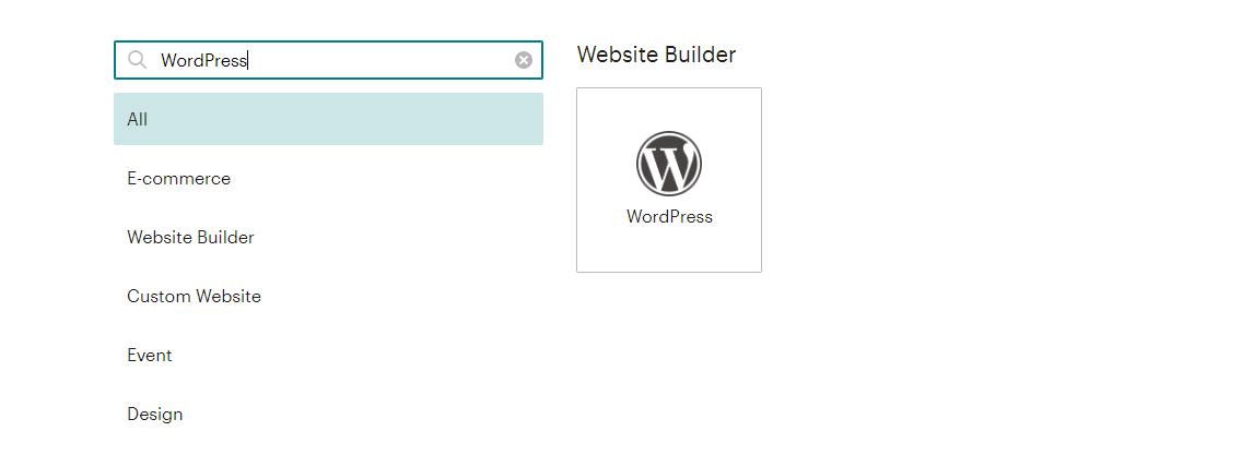 Integrar Mailchimp en WordPress: Paso 2