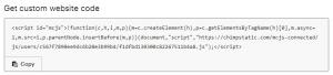 Integrar Mailchimp en WordPress: Paso 3