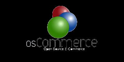 Logo de OsCommerce