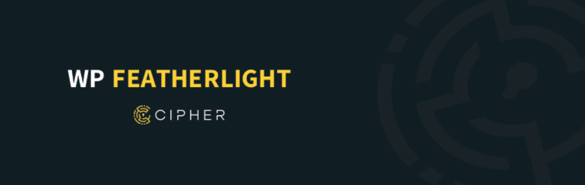 Plugin WP Featherlight