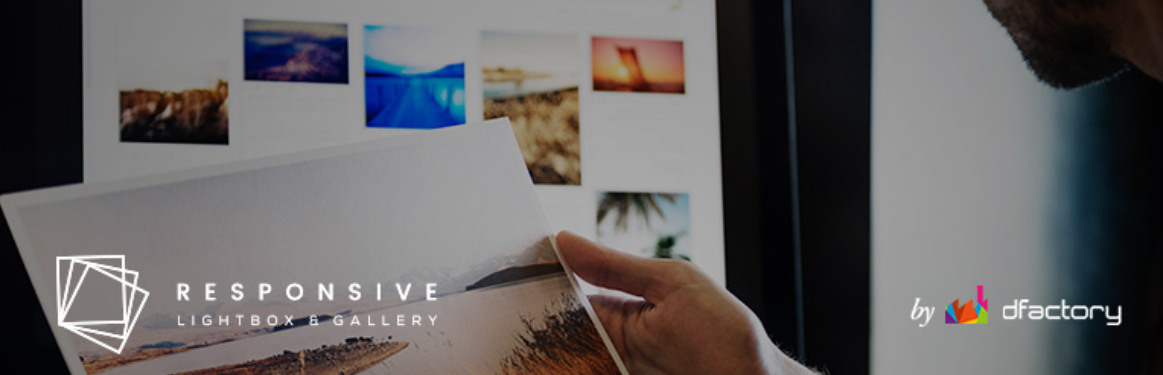 Plugin Responsive Lightbox & Gallery