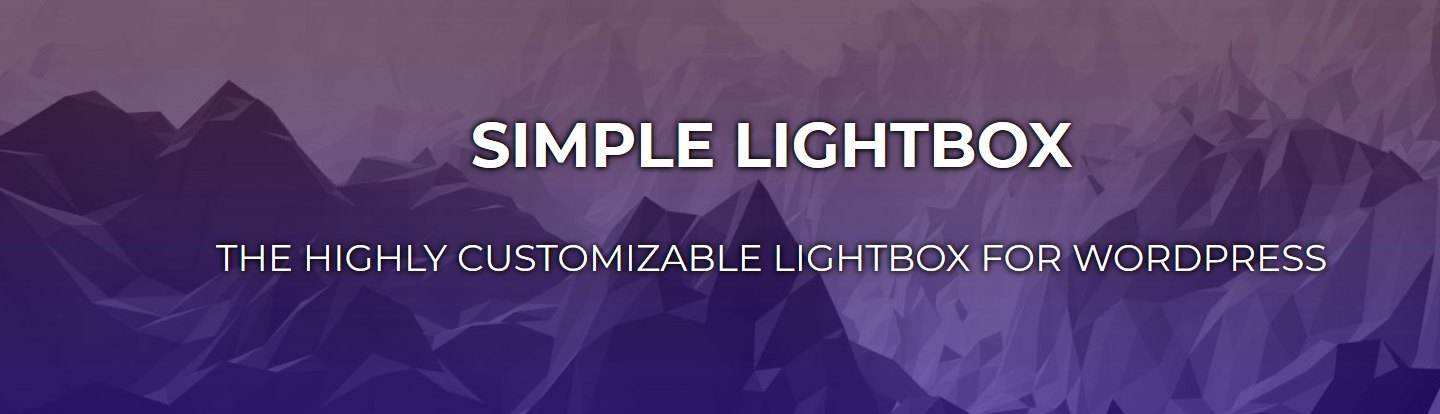 Plugin Simple Lightbox