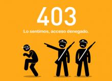Error 403 Forbidden: qué es y cómo solucionarlo