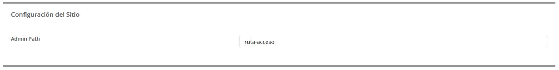 Instalar Magento a través de Softaculous: Paso 2