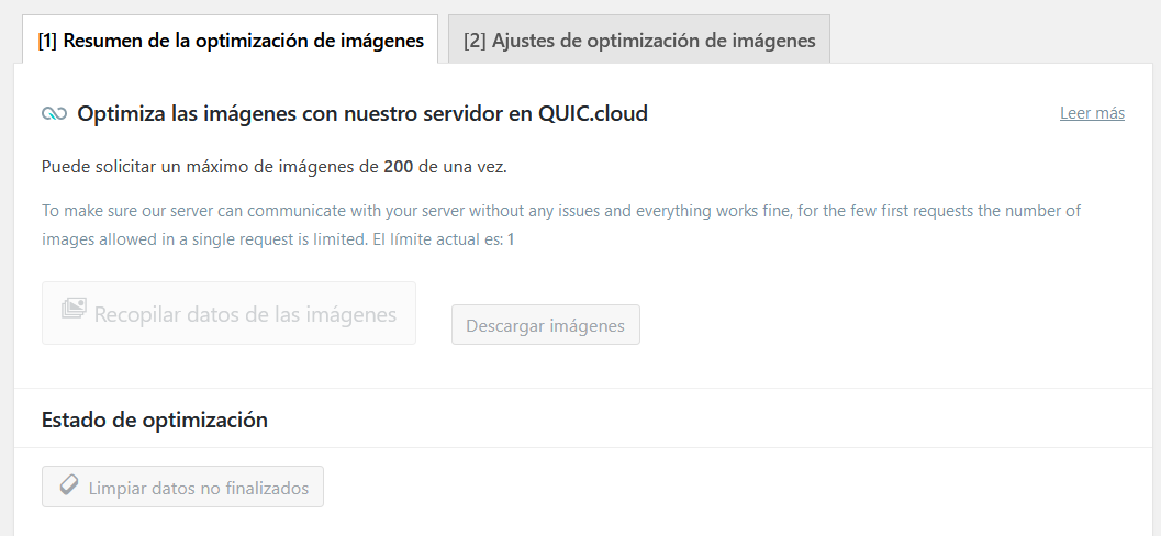 Optimización de imágenes con LiteSpeed Cache for WordPress