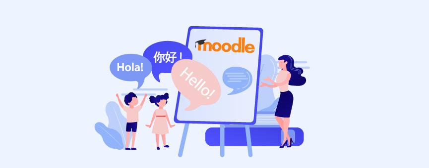 Cómo cambiar el idioma de Moodle
