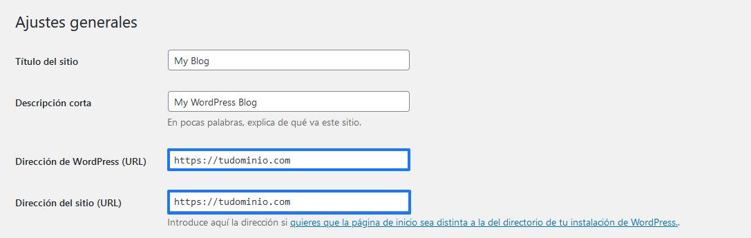 """Cambiar WordPress de """"www"""" a sin """"www"""", y viceversa"""